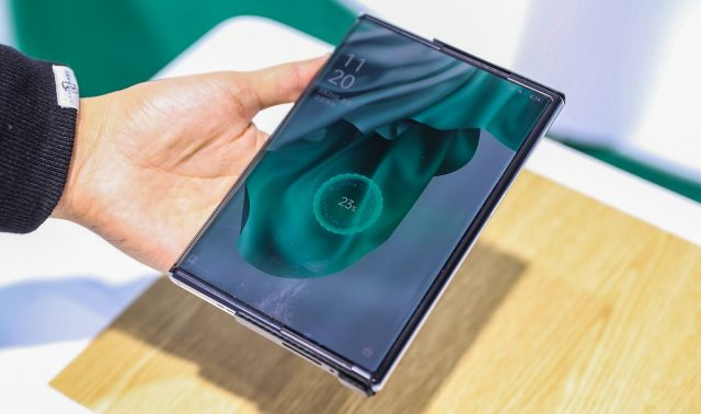 Wireless Air Charging - OPPO MWCS 21