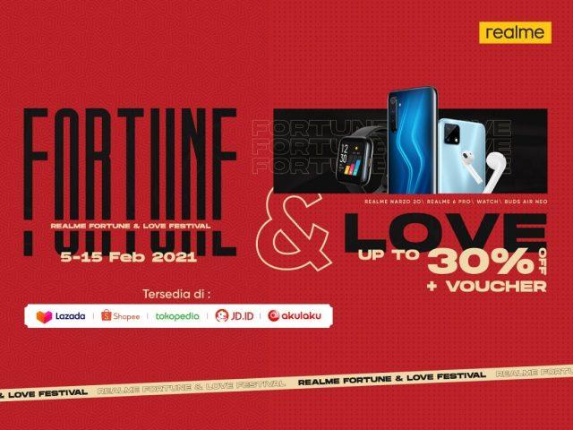 Fortune dan Love Festival