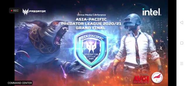 Asia Pacific Predator League 2021 Grand Final