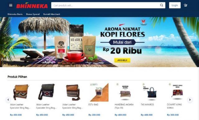 Hari BBI 2021, Transaksi Produk Dalam Negeri Dominasi Penjualan