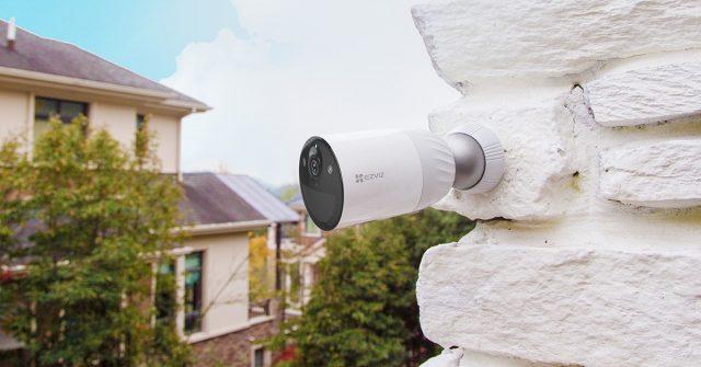 EZVIZ BC1 Battery-Powered Camera Kit