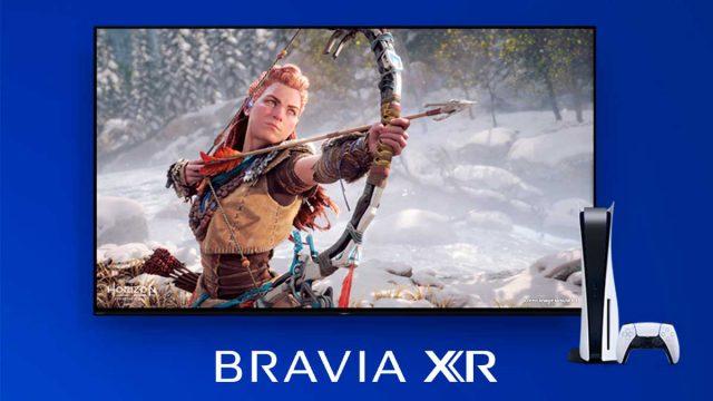 TV Bravia XR