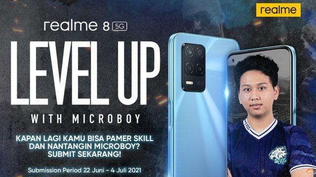 realme microboy