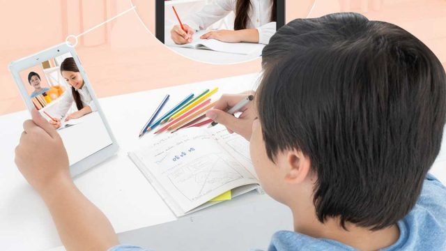 Belajar Online Anak